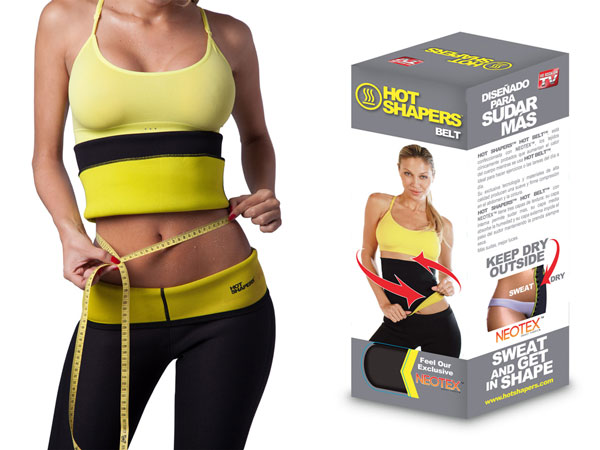 «Hot Shapers» — бриджи для похудения