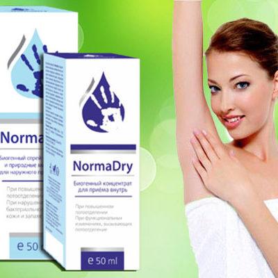 NormaDry — средство от потливости