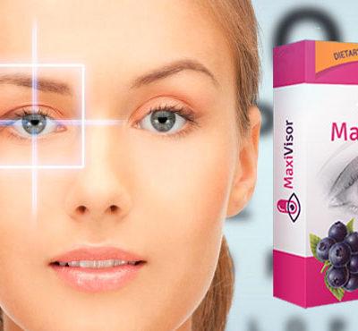 «MaxiVisor» — капсулы для зрения
