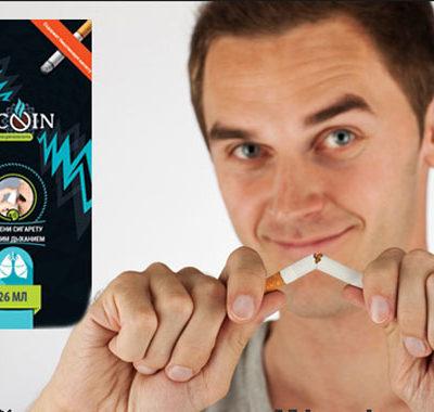 Nicoin — спрей против курения