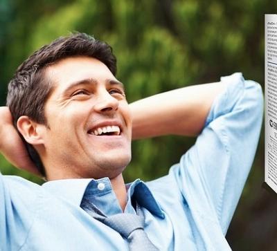 ProstEro — препарат от простатита