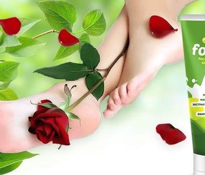 «Foolex» - крем для ног
