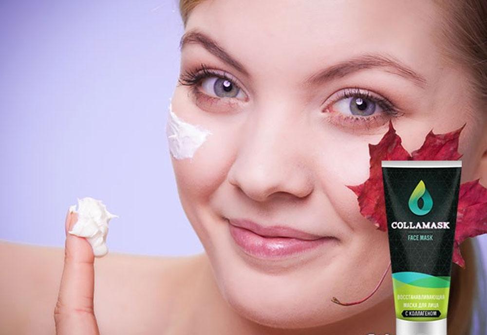 COLLAMASK - омолаживающая крем-маска для лица: отзывы реальных покупателей и специалистов