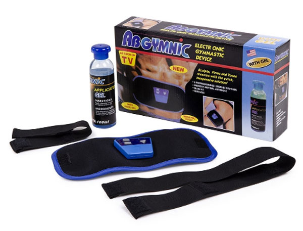 «AbGymnic» - пояс для тренировки мышц