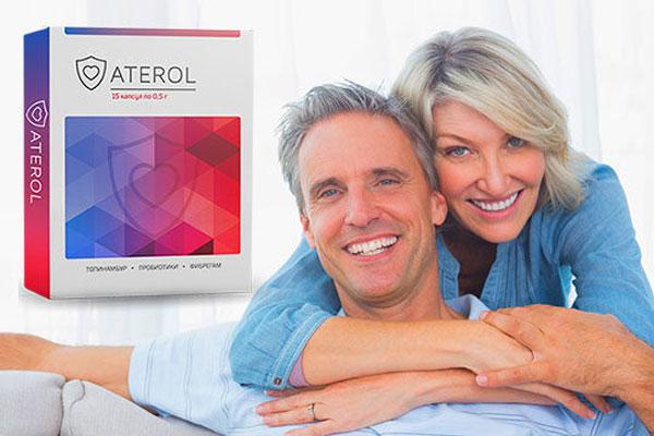 Aterol — средство от холестерина