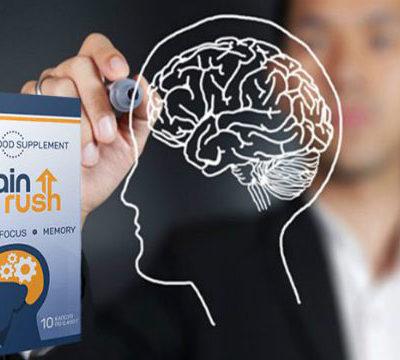 BrainRush — капсулы для улучшения памяти