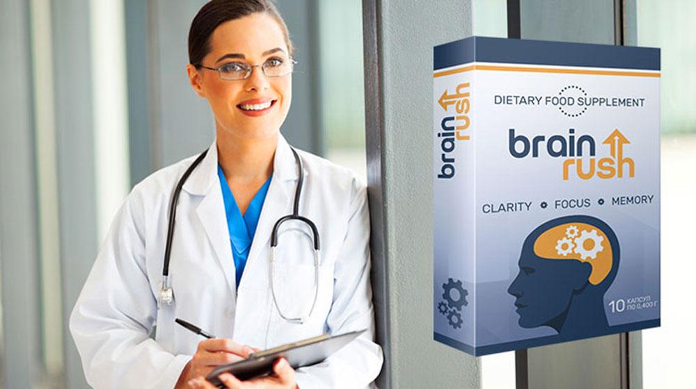 BrainRush — капсулы для улучшения памяти: отзывы реальных покупателей и специалистов