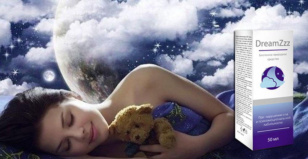 «DreamZZZ» — средство от бессонницы: отзывы реальных покупателей и специалистов