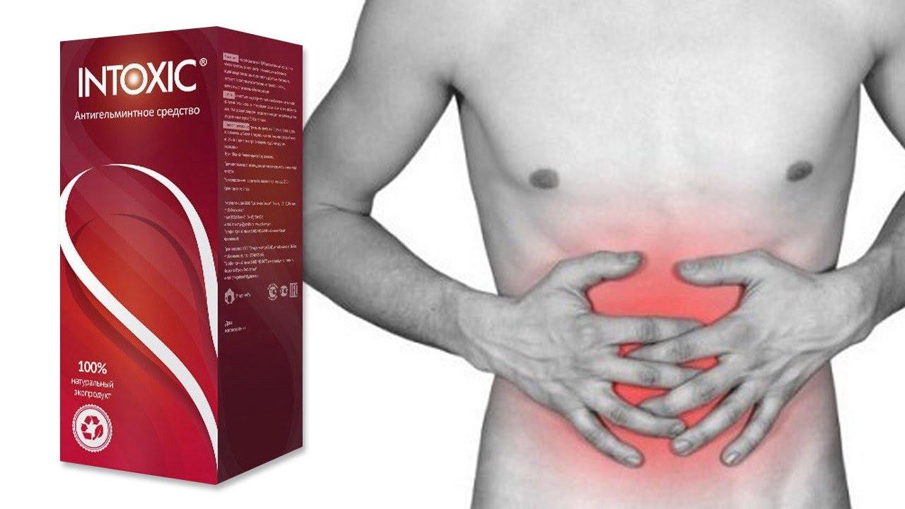 Intoxic — средство от паразитов: отзывы реальных покупателей и специалистов