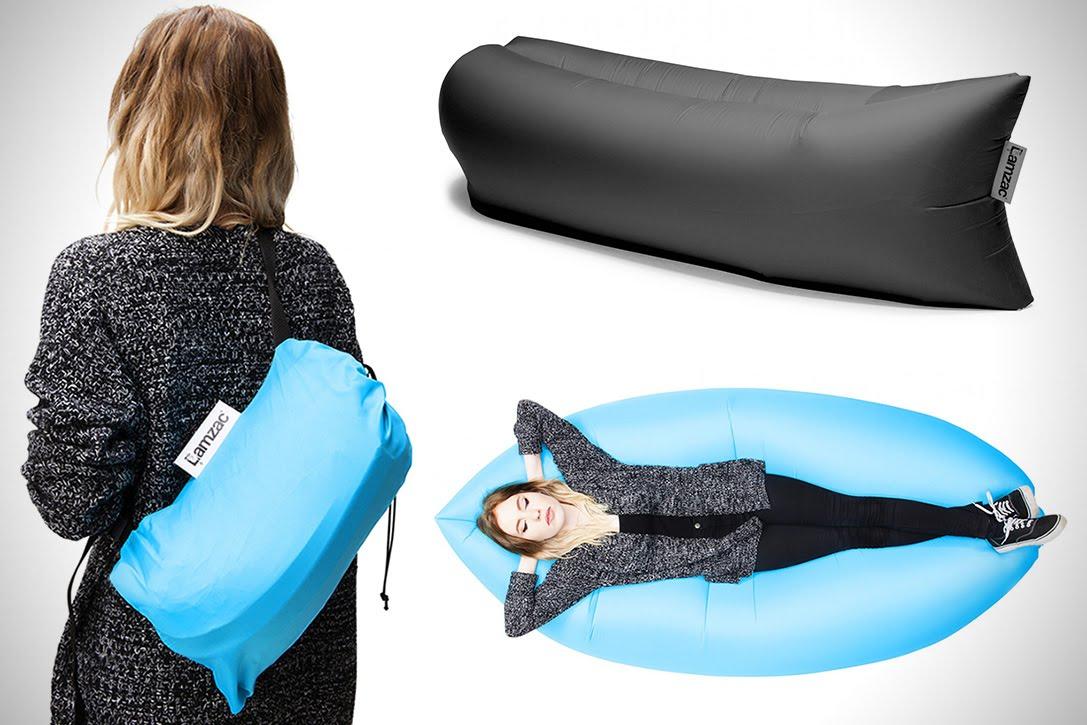 Lamzac — надувной диван: отзывы реальных покупателей
