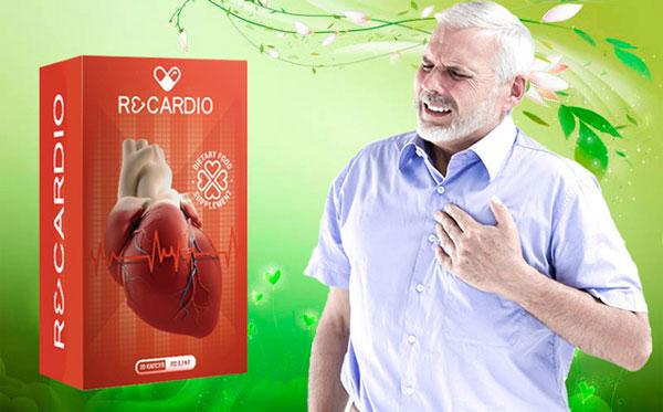 ReCardio — средство от гипертонии
