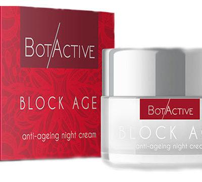 Botactive BlockAge — ночной крем против морщин