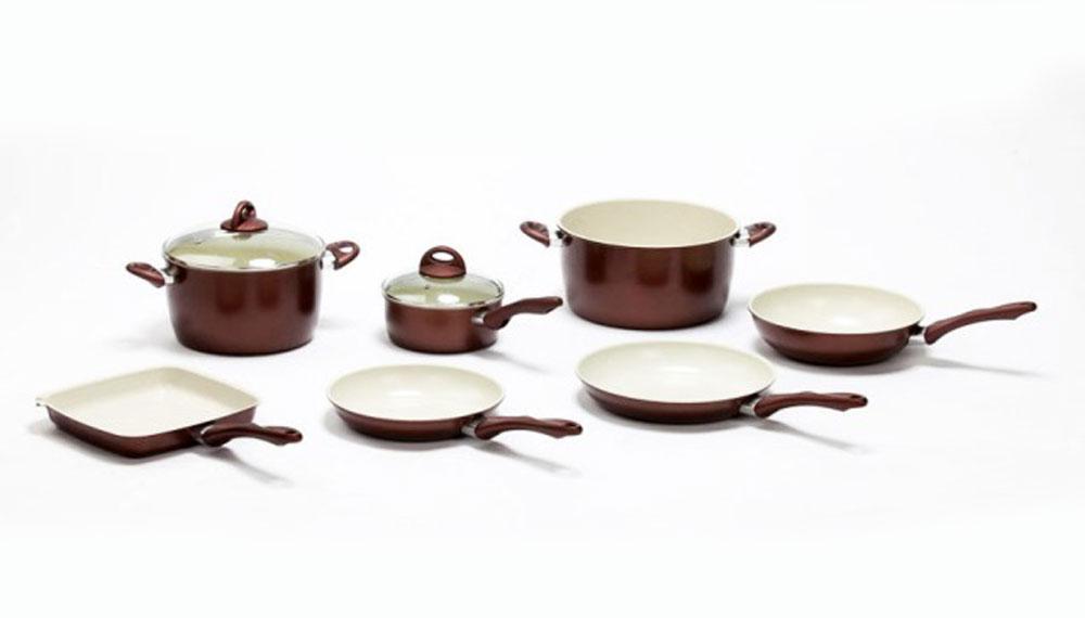 """Набор керамической посуды """"Кросс"""" - честные отзывы покупателей"""