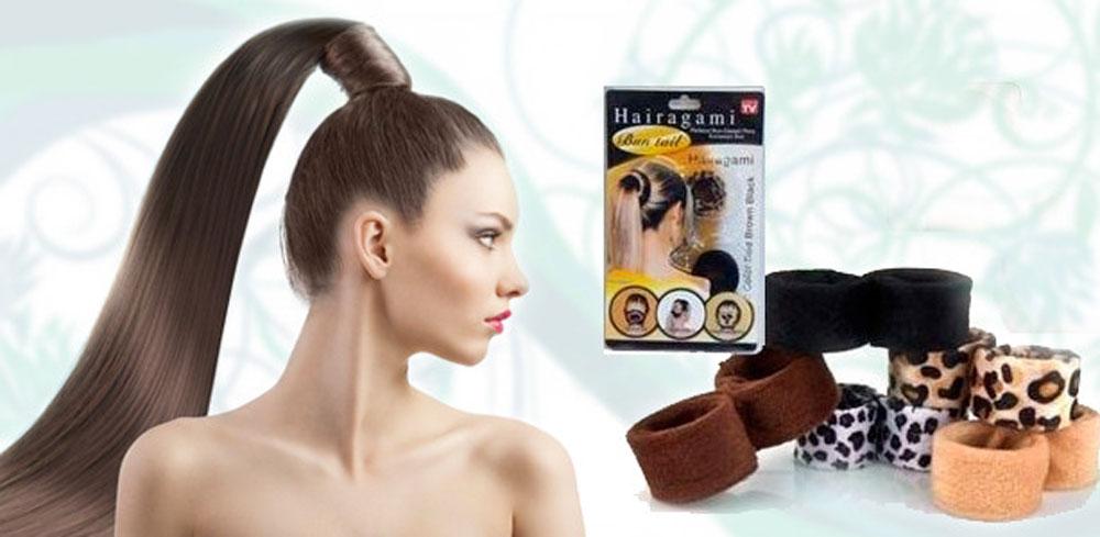"""Заколки для волос """"Hairagami Bun Tail"""" - честные отзывы покупателей"""