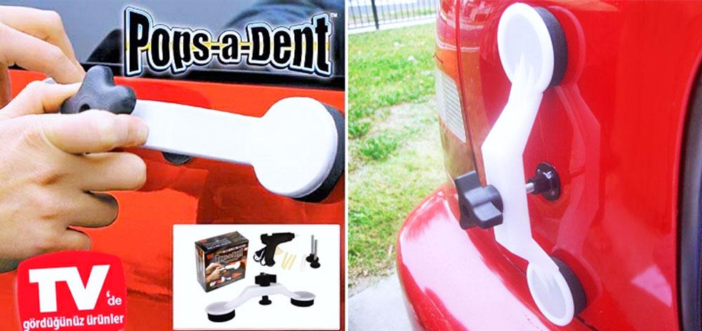 Набор для удаления вмятин Pops a Dent - реальные отзывы покупателей и специалистов