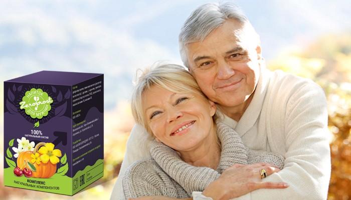 «Zeroprost» - напиток от простатита