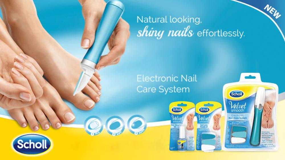 Пилка для ногтей Scholl - реальные отзывы покупателей и специалистов