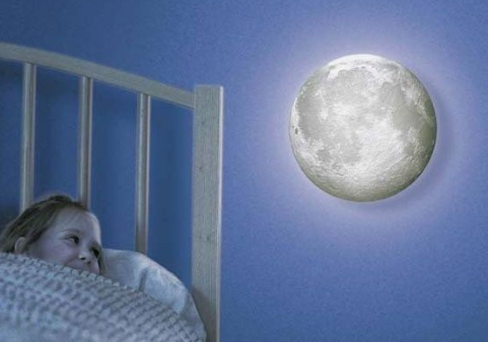 """Ночник """"Лунный свет"""" - реальные отзывы покупателей и специалистов"""