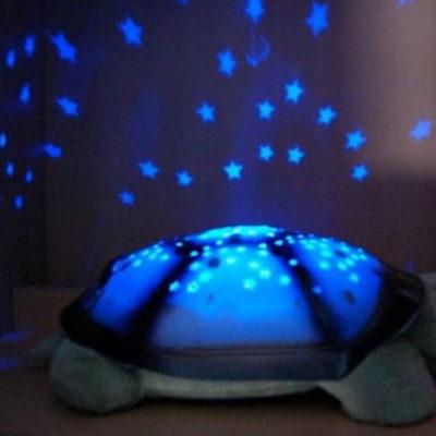 """Ночник-проектор """"Звездная черепашка"""""""