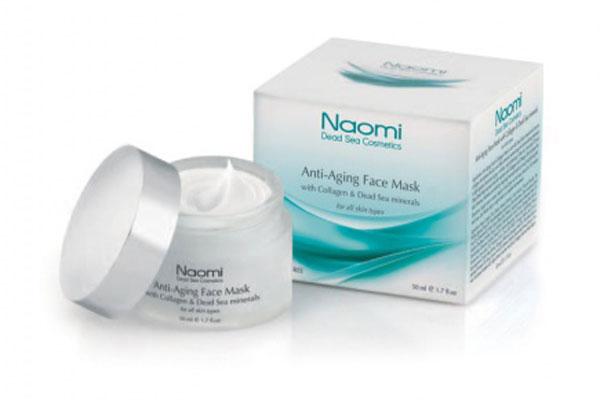 Питательный крем для лица Naomi