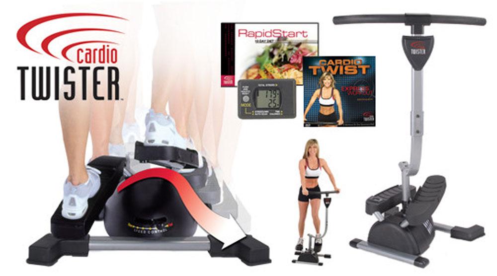 """Тренажер """"Cardio Twister"""" - реальные отзывы покупателей и специалистов"""