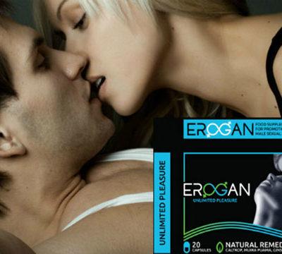 «Erogan» - таблетки для потенции