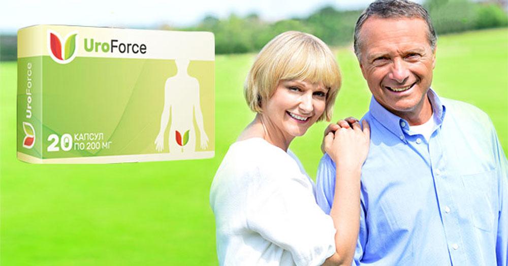 «Uroforce» — капсулы для лечения МКБ - реальные отзывы покупателей и специалистов
