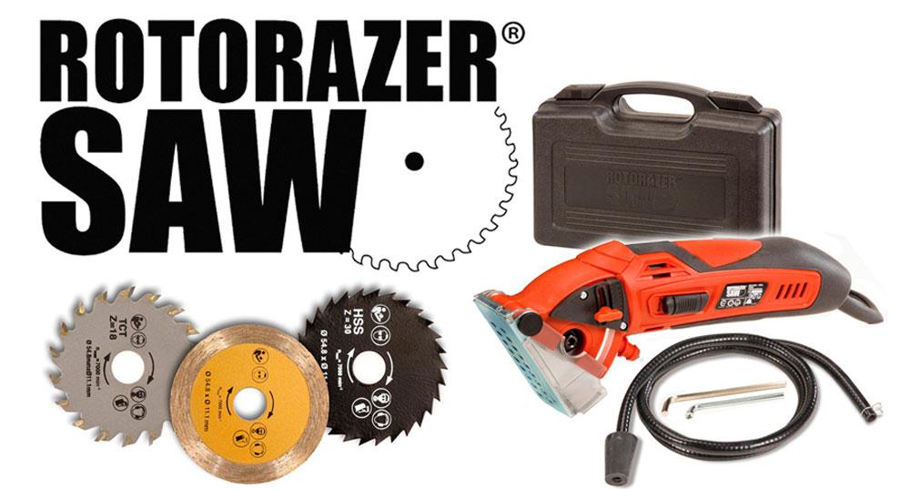 Универсальная пила Rotorazer Saw - реальные отзывы покупателей и специалистов