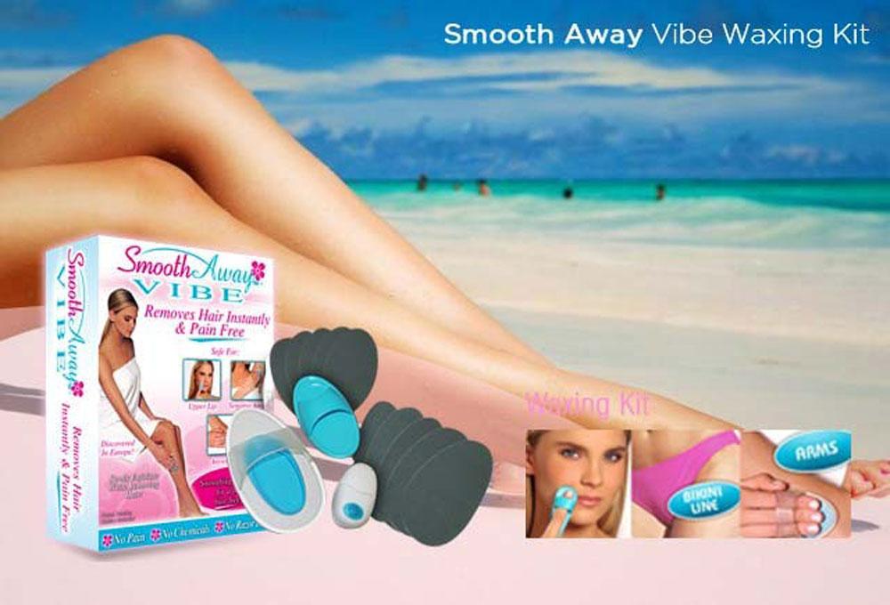 Набор для депиляции «Smooth Away Vibe» - реальные отзывы покупателей и специалистов
