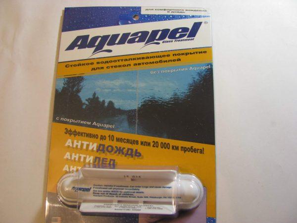 Антидождь для автомобиля AquaPel (Аквапель) - отзывы реальных покупателей