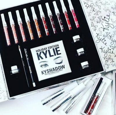 Набор косметики Kylie Holiday Big Box